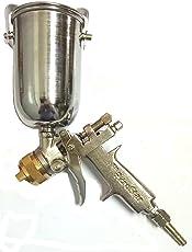 AEROSTAR Steel Paint/Color Spray Gun Bucket,Capacity, Size 1 Pint-473ml Pack of 1,(Steel)