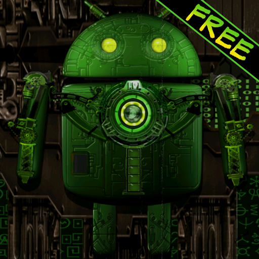 Steampunk droid free live wallpaper appstore for android - Droid live wallpaper ...