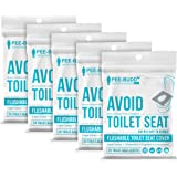 Peebuddy Disposable Toilet Seat Covers (20 sheets * 5 packs) | No Direct Contact with Unhygienic Seats| Easy To Dispose| Nature Friendly| Must Have For Women and Men