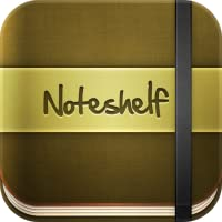 NoteShelf With Drive