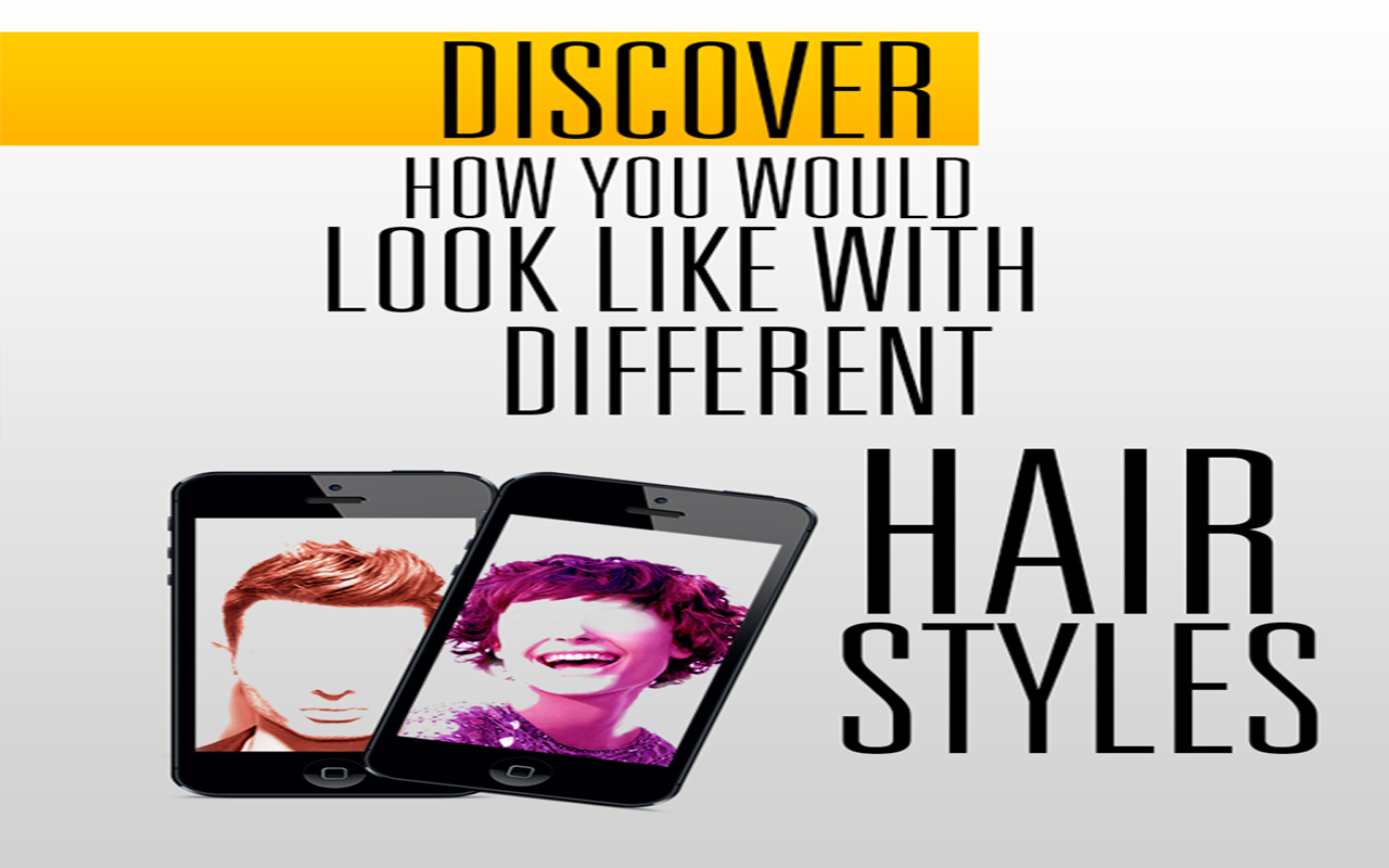Hairstyle Makeover PRO - Try On Your New Male & Female