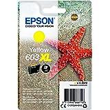 Epson C13T03A44010 adecuado para XP2100 Tinta amarillo Nr.603XL 4,0ml