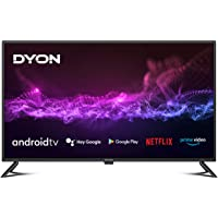 DYON Smart 42 AD 105,4 cm (42 Zoll) Fernseher (Full-HD, HD Triple Tuner, Google Play Store, Google Assistant, Prime…