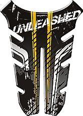 Autographix 1004927 Unleashed Bike Tank Pad Graphic Decal