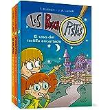 Pack Los BuscaPistas: El caso del castillo encantado | El caso del librero misterioso | El caso del robo de la Mona Louisa (L