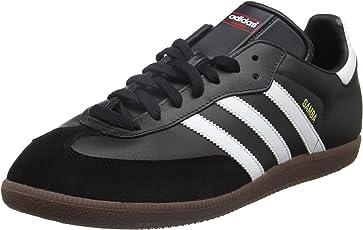 adidas Unisex-Erwachsene Fußballschuh Samba Low-Top Sneakers