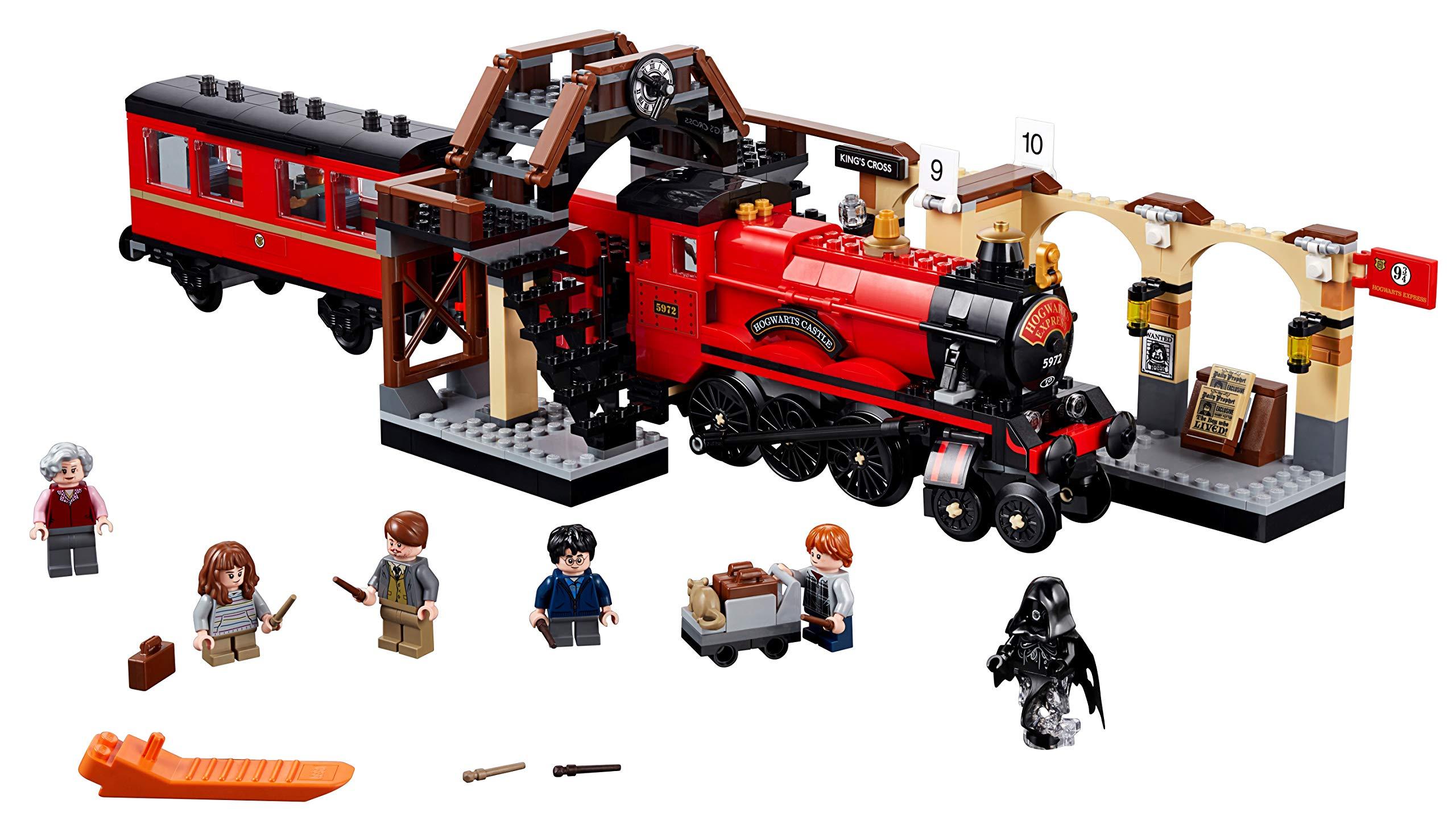 LEGO HarryPotter EspressoperHogwarts, Giocattolo eIdea Regalo per gli Amanti del Mondo della Magia,Set di Costruzione per Ragazzi, 75955 2 spesavip