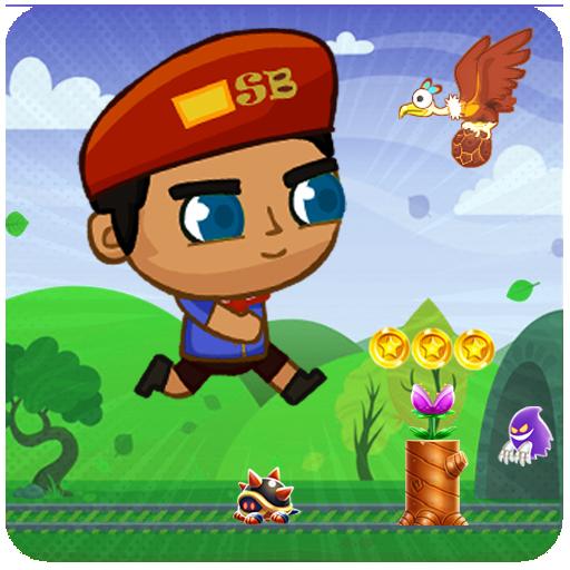 Abenteuer Super Junge Laufen