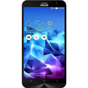 """Asus ZE551ML-2A760WW ZenFone 2 Deluxe Smartphone, Schermo da 5.5"""", 4 GB RAM, 64 GB, Intel Quad-Core Z3580, Dual SIM, Illusion Purple"""