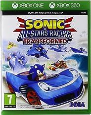 / Xbox1 - Sonic & Sega All-Stars Racing Transformed Xbox 360 [
