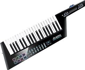 Alesis Vortex Wireless II - Kabelloser Hochleistungs USB / MIDI Keytar Controller inklusive Premium Software Paket