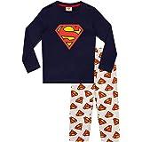 DC Comics Pijamas para Niños con Capa Superman