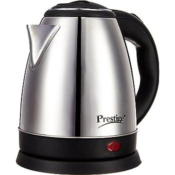 Prestige Electric Kettle PKOSS - 1500watts, Steel (1.5Ltr)