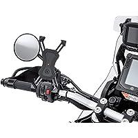 Hashiru Motorrad-Navigationsgeräthalterung Universal Smartphone-Halter mit Ladefunktion, Unisex, Multipurpose…