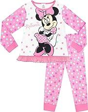 Minnie Mouse Disney Mädchen Schlafanzug