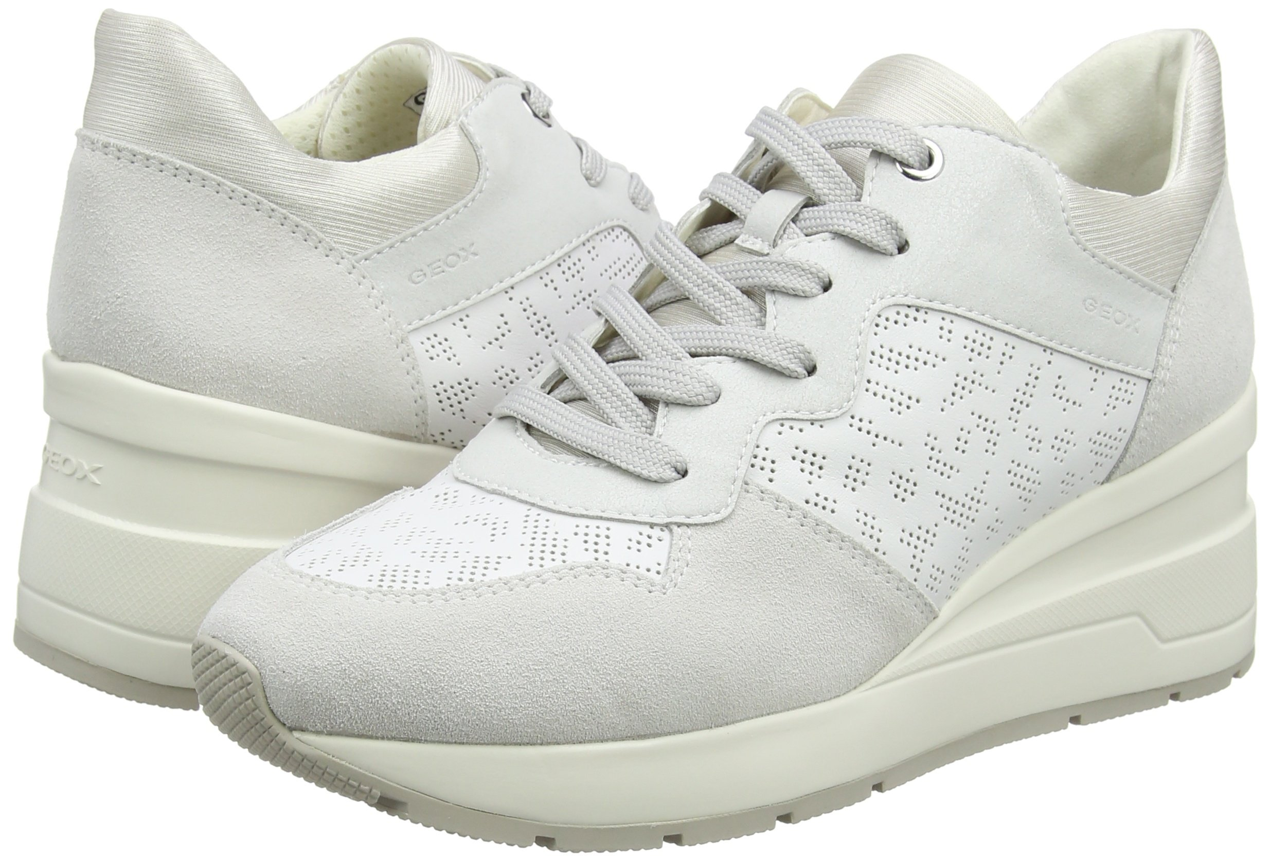 Geox Damen D Zosma C Sneaker 5