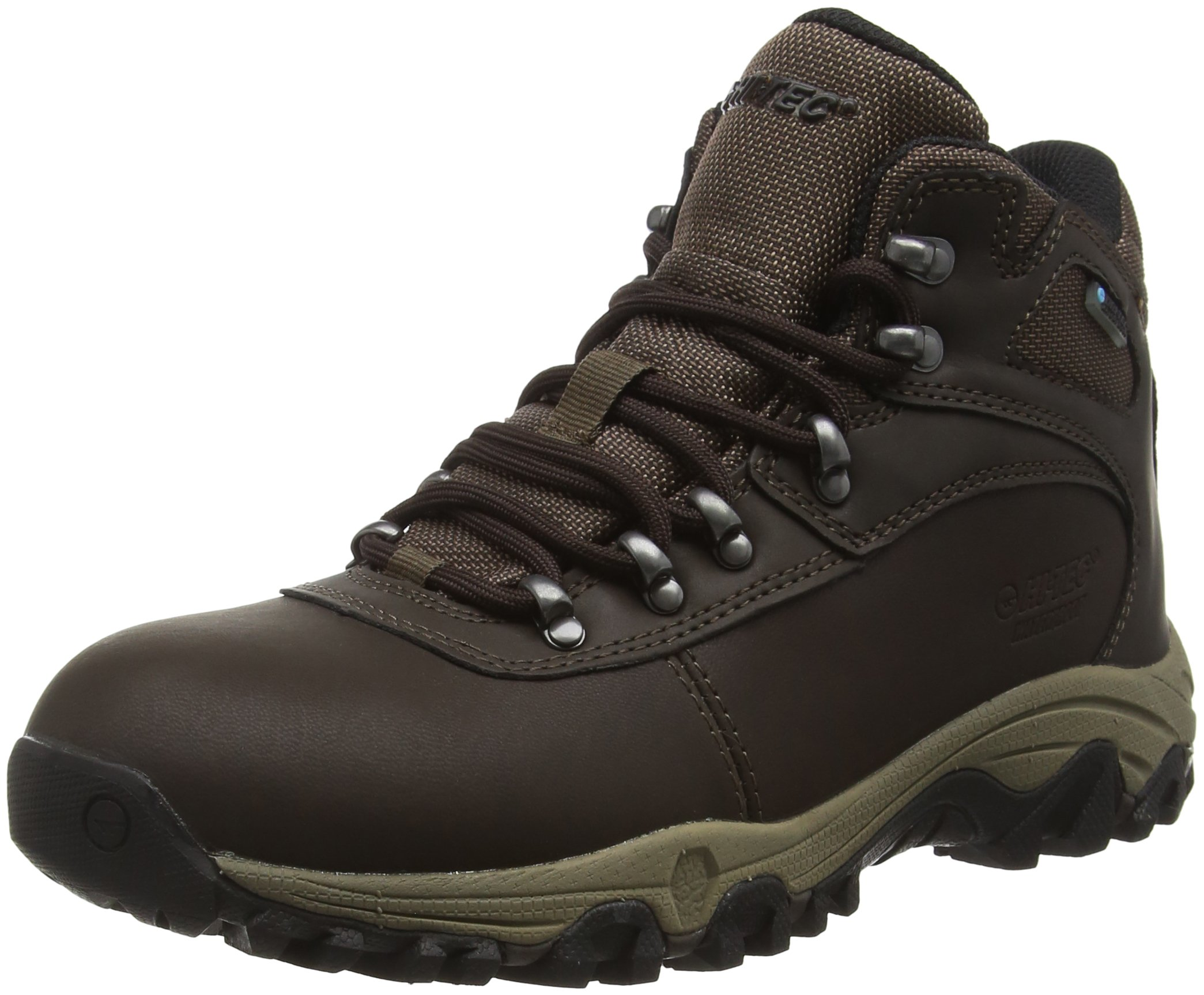 Hi-Tec Women's Cascadia Waterproof High Rise Hiking Boots 1