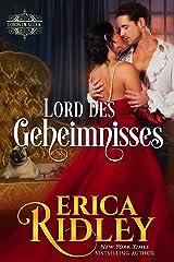 Lord des Geheimnisses (Lords im Glück 5) Kindle Ausgabe