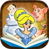 Cuentos clásicos infantiles - Libro interactivo para niños