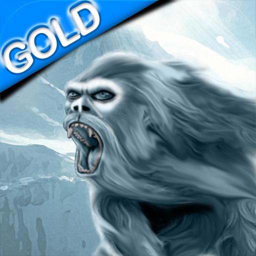 Yeti, Bigfoot & Sasquatch: Der Winter Kampf um die Spitze des Berges zu erreichen kaltem Eis - Gold Edition (Um Die Spitze)