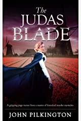 THE JUDAS BLADE a gripping page-turner from a master of historical murder mysteries (Betsy Brand Mystery Book 2) Kindle Edition