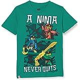 LEGO Mwe-T-Shirt Ninjago Camiseta para Niños