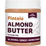 All Natural Almond Butter (Crunchy) (350g)