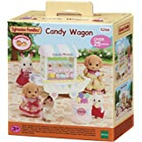 Sylvanian Families- Candy Wagon Mini Muñecas y Accesorios, Multicolor (Epoch para Imaginar 5266) , color/modelo surtido