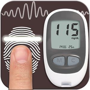 81Wgs9zZ4QL. SS300  - Fingerprint Blood Sugar Test Checker Prank