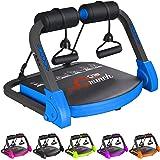 Xn8 Ab Machine Crunch Trainer Voor Fitnesstraining, Body Workout, Buikspieroefeningen, Krachttraining Fitnessapparatuur, Thui