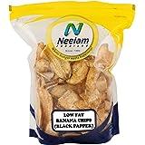 Neelam Foodland Low Fat Banana Chips Black Pepper, 400g