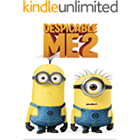 Despicable Me 2: Sceenplay