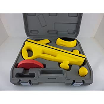 Fast Mover Tools Hand Sanding Block Kit 7pc kit