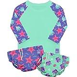Bambino Mio, set de natación, violeta, grande (1-2 años)