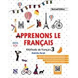 Apprenons Le Francais French Textbook 03: Educational Book