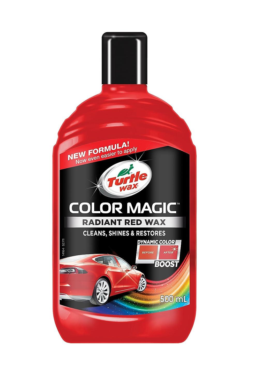 turtle wax 70 035 color magic plus black 500 ml amazon co uk