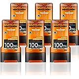 L'Oréal Men Expert Hydra Energetic Shower Gel for Men 300 ml Pack of 6, Bulk Buy
