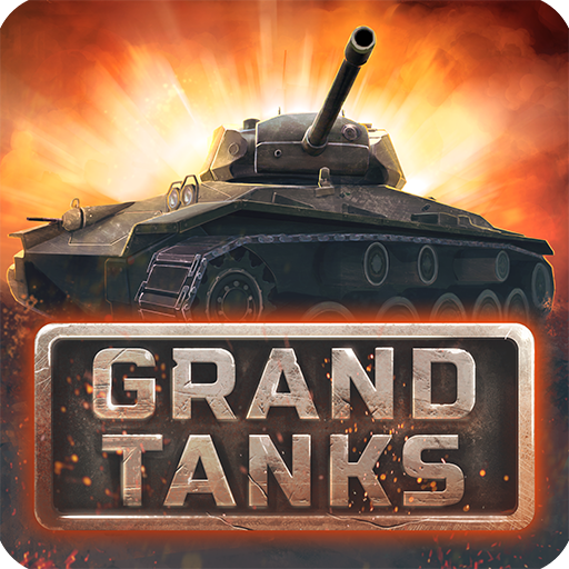 Grand Tanks: Multiplayer Panzer Schieß Spiele (Multiplayer-spiele)
