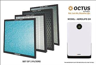 Octus Aerolife OH Air Purifier Filter (Multicolour)