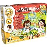 Science4you - Mein Erstes Experimentierkasten, Wissenschaft kit mit 26 Experimente für kinder ab 4, Seifenblasen unt Fingerfa
