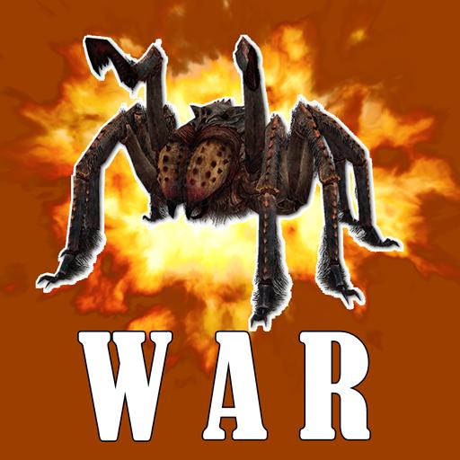 Insect At War - Pet-mantis