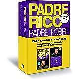 Pack Robert T. Kiyosaki (contiene: Padre Rico, Padre Pobre | El cuadrante del flujo del dinero): Descubre cómo ser millonario