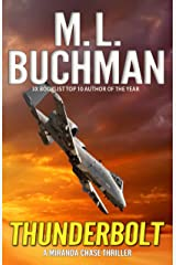 Thunderbolt: an NTSB / military technothriller (Miranda Chase Book 2) Kindle Edition