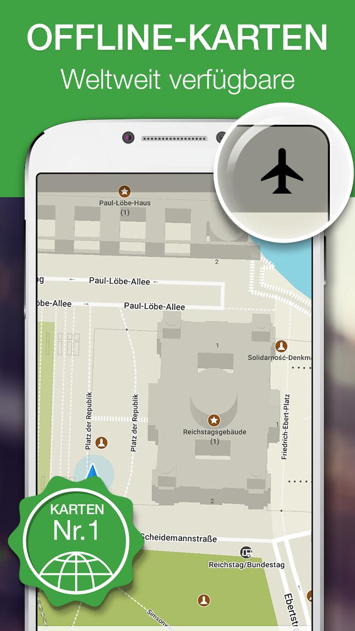 Karte Mit Hausnummern.Maps Me Offline Karte Routen
