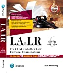 Legal Awareness and Legal Reasoning: For CLAT and Other Law Entrance Examinations Celebrating 10 Successful Years in...