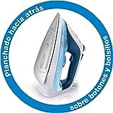 Braun Texstyle 7 Pro SI7065BL - Plancha para la Ropa de Vapor de 2600W con Suela Bidireccional Eloxal Plus FreeGlide 3D, Golp