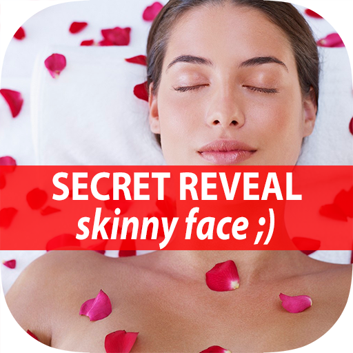 How To Make Your Face Smaller & Thinner - Secret Reveal To Make Your Face Skinny & Slimmer