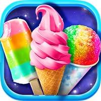 Summer Rainbow Frozen Foods!