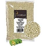 Minotaur Seeds   Sesam Wit Gepeld   Sesamzaad Natuurlijk, Veganistisch, 2 x 500 g (1 Kg)