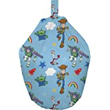 Blue and Green Disney Toy Story 4 Kids Inflatable Gaming Chair
